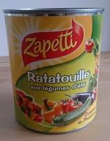 ratatouille aux légumes d'été - Produit - fr