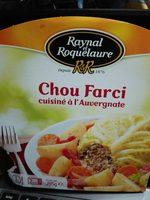 Chou Farci cuisiné à l'Auvergnate - Product - fr