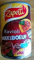 Ravioli max de Boeuf - Product