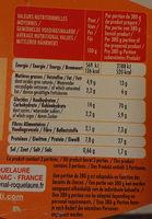 Couscous Zapetti - Informations nutritionnelles - fr