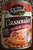 Cassoulet Saveur Bacon - Produit