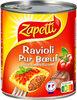 Ravioli pur boeuf - Produit