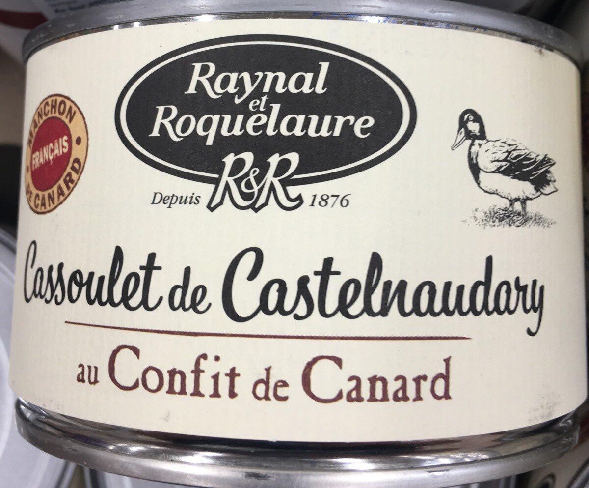 Cassoulet de castelnaudary - Ingredients - fr