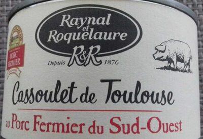Cassoulet de Toulouse - Product - fr