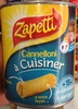 Cannelloni à Cuisiner - Producto