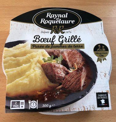 Boeuf grille puree de pommes de terre - Product - fr