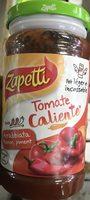 Tomate Caliente Arrabbiata Poivron, Piment - Produit - fr
