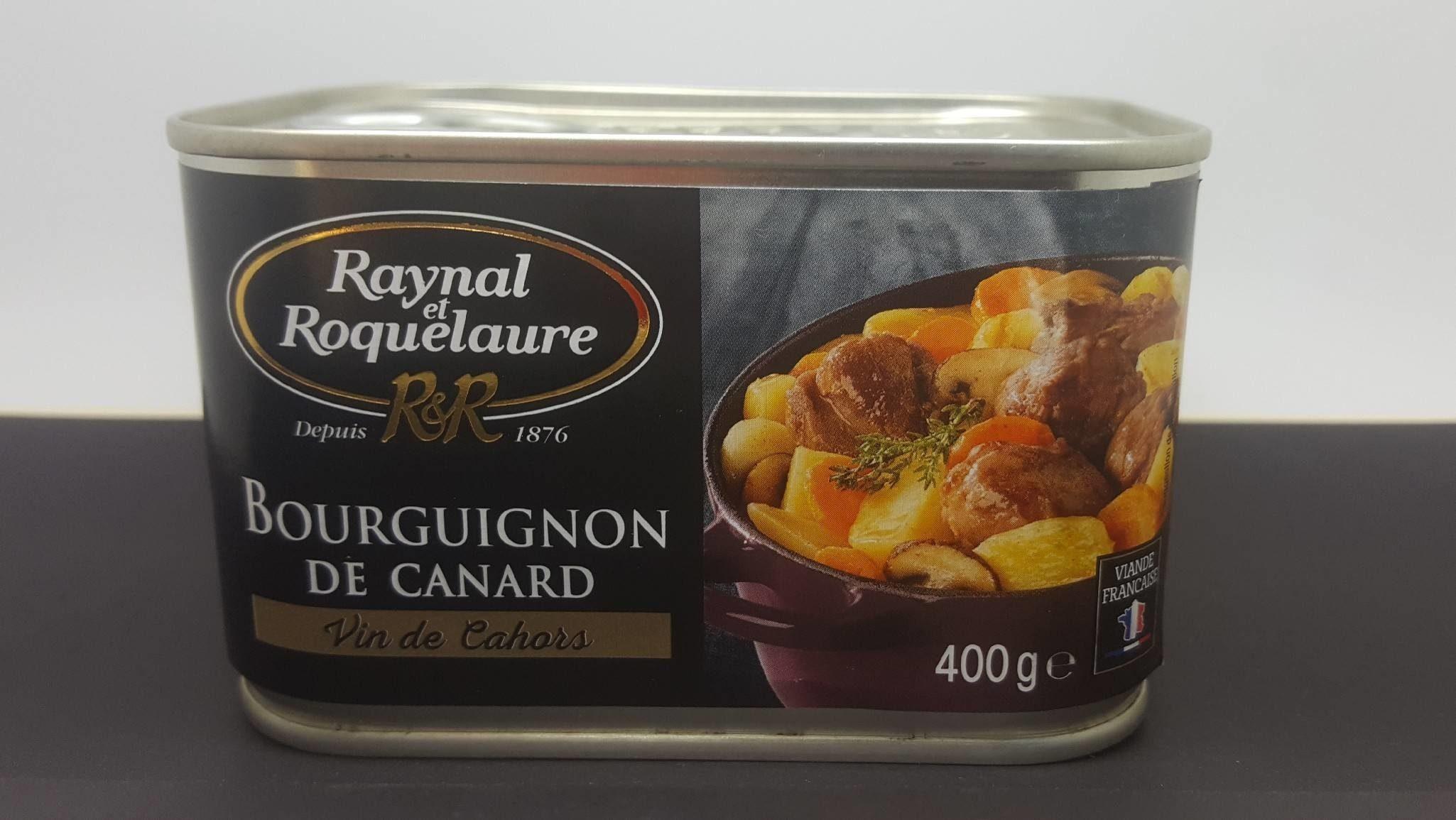 Bourguignon de Canard - Product - fr