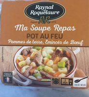 Ma soupe repas «pot au feu» - Product - fr
