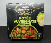 Ma soupe repas «potee à l'auvergnate - Product - fr