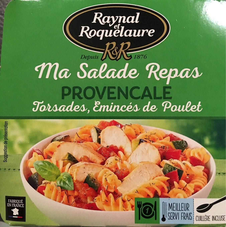 Ma salade repas Provençale - Product - fr
