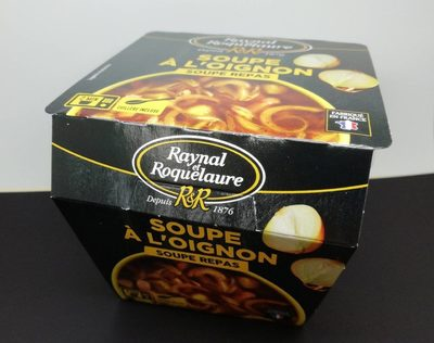Soupe a l'oignon - Product - fr