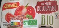Sauce bolognaise - Product