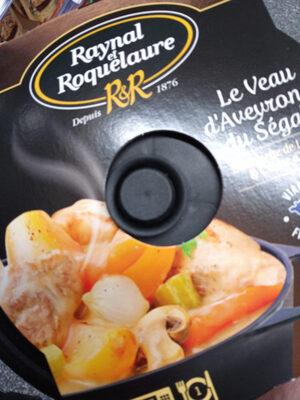 Veau d'Aveyron et du Ségala - Product - fr