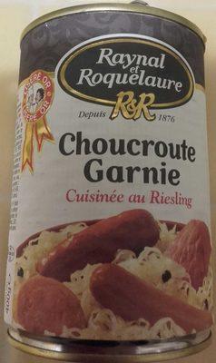 Choucroute Garnie - Product