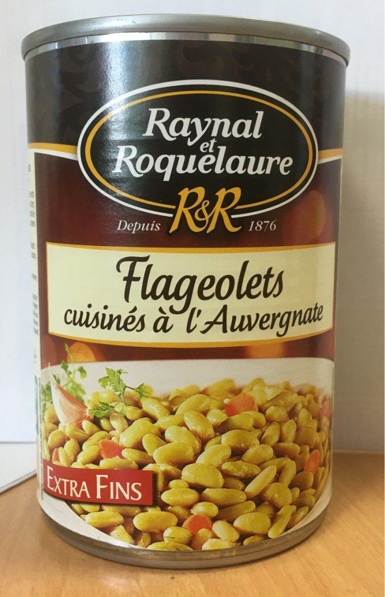 Flageolets cuisinés à l'Auvergnat - Product