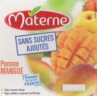 Materne - Pomme Mangue - Product - fr
