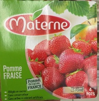 Pomme Fraise - Product