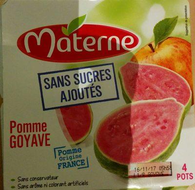 Pomme goyave - Product