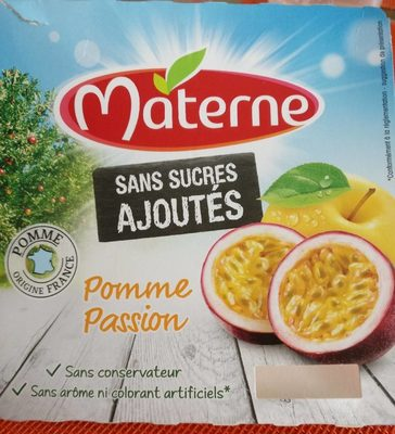 Pomme Passion - Product - fr