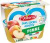 Compote Pomme SSA - Prodotto