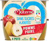 MATERNE SSA Pomme Poire - Product