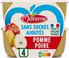 MATERNE SSA Pomme Poire - Product