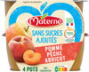 MATERNE SSA Pomme Pêche Abricot - Product