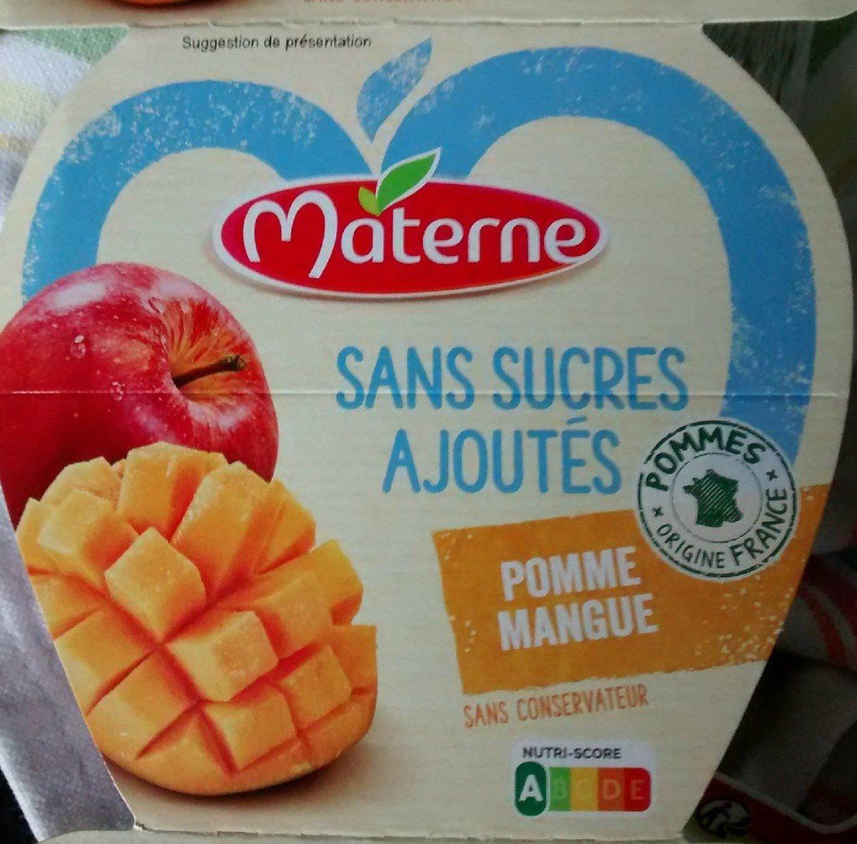 Pomme mangue - Produit