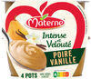 MATERNE Intense & Velouté SSA Poire Vanille 4x97g - Prodotto