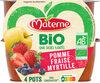 MATERNE BIO SSA Pomme Fraise Myrtille - Product