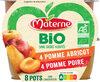 MATERNE BIO SSA Pomme Abricot/Pomme Poire - Product
