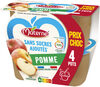 MATERNE SSA Pomme 4x100g Prix choc - Product