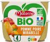 Pomme Poire Mirabelle - Produit