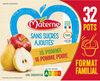MATERNE SSA Pomme/Pomme Poire 32x100g Format Familial - Product