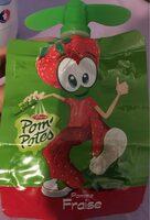 Pom' Potes Pommes Fraises - Product