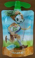 Pom'Potes Pomme Ananas - Produit - fr