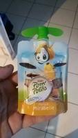Pom'Potes mirabelles sans sucre - Product
