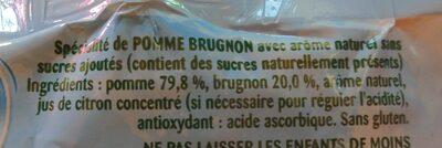 Pom'Potes Pomme Brugnon - 5