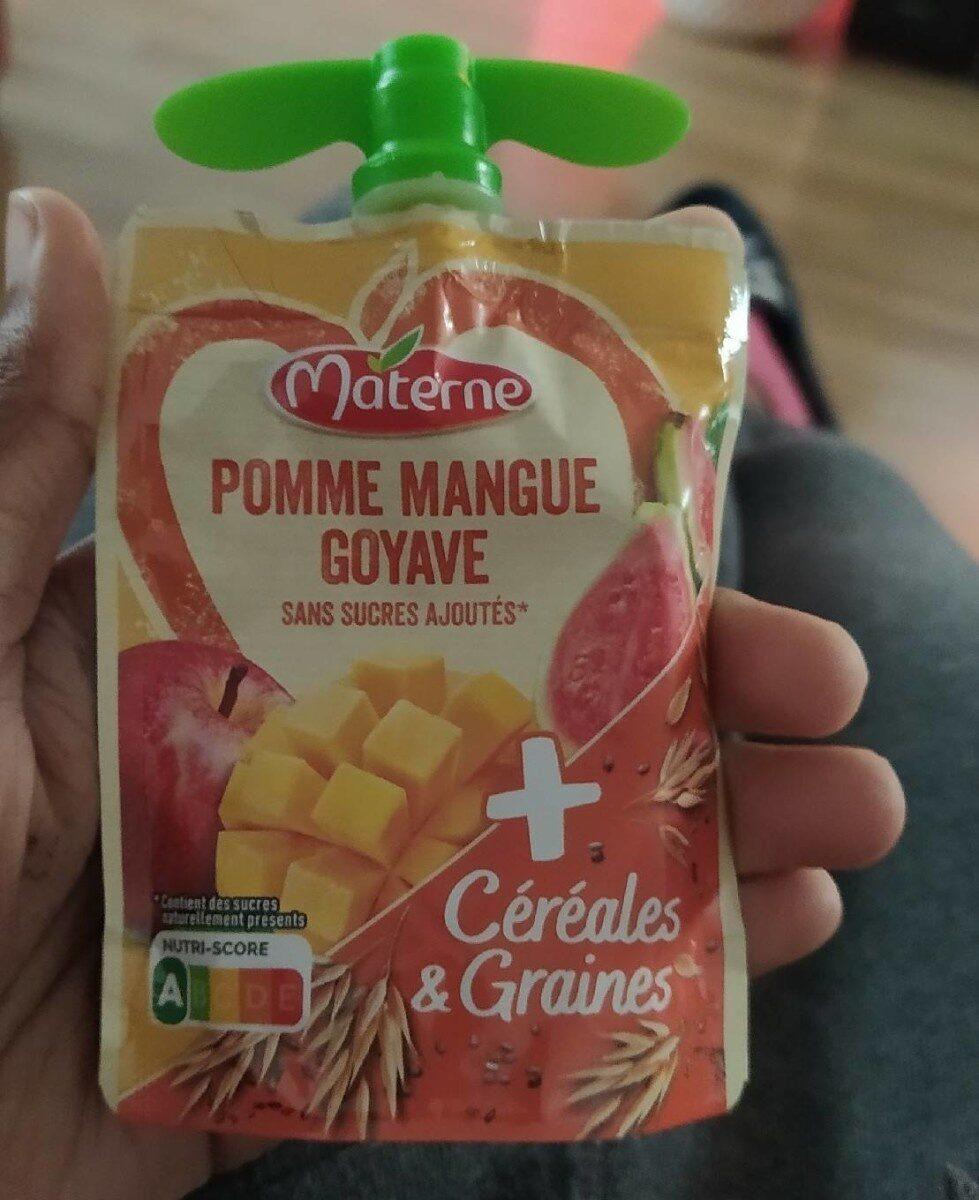 Pomme mangue goyave - Prodotto - fr