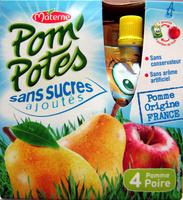 Pomme poire - Product - fr