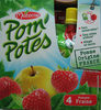 Pom'Potes Pomme fraise - Product