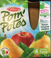 Pom'potes pomme poire - Product
