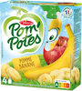 POM'POTES Pomme Banane - Produit