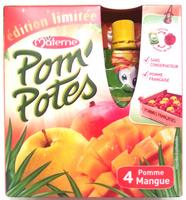 Pom' Potes - Pomme Mangue - édition limitée - Product - fr