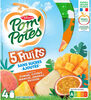 POM'POTES SSA 5 Fruits Pomme Tropical (Pomme-Goyave-Mangue-Ananas-Passion) - Product