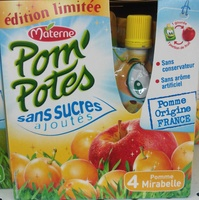 Pomme Mirabelle - Produit