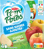 POM'POTES SSA Pomme Nature - Product