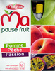 Ma Pause Fruit pomme, pêche, passion Materne - Product