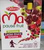 Ma pause fruit Pomme Cerise douce Griotte - Prodotto